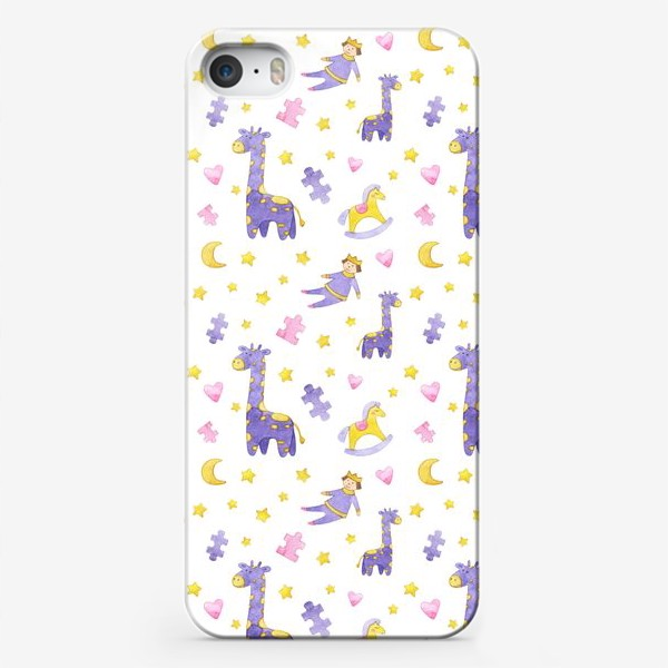 Чехол iPhone «Паттерн 4»