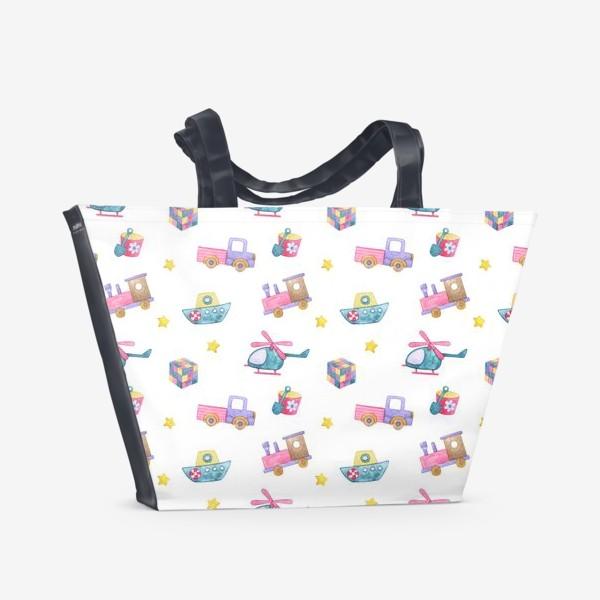 Пляжная сумка «Паттерн 5»