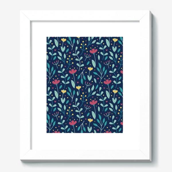 Картина «Волшебный лес»