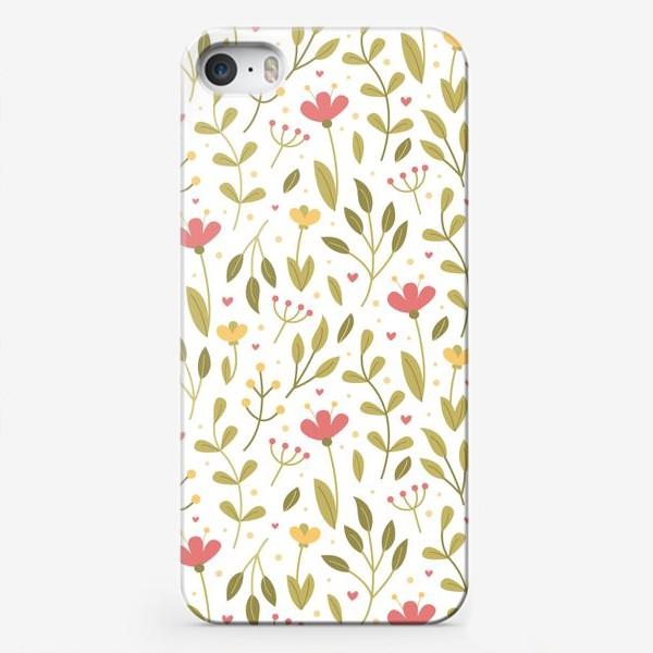 Чехол iPhone «Летняя фантазия»