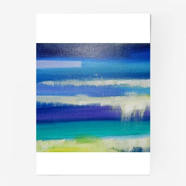 Постер «waterlines»