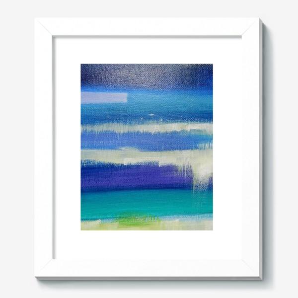 Картина «waterlines»