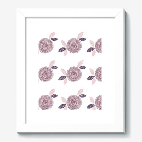 Картина «Pale pink roses»