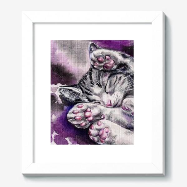 Картина «Котенок »