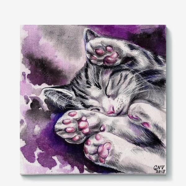 Холст «Котенок »