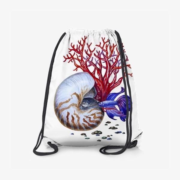 Рюкзак «Водный мир »