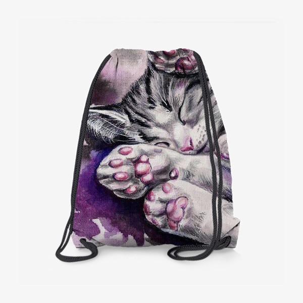 Рюкзак «Котенок »
