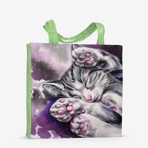 Сумка-шоппер «Котенок »