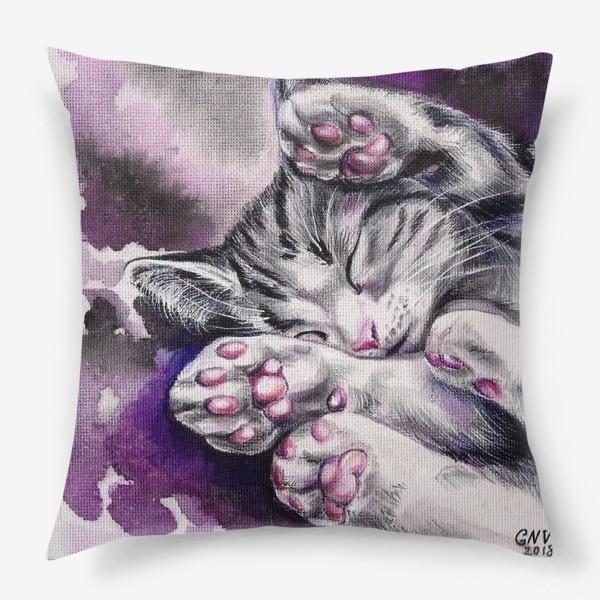 Подушка «Котенок »