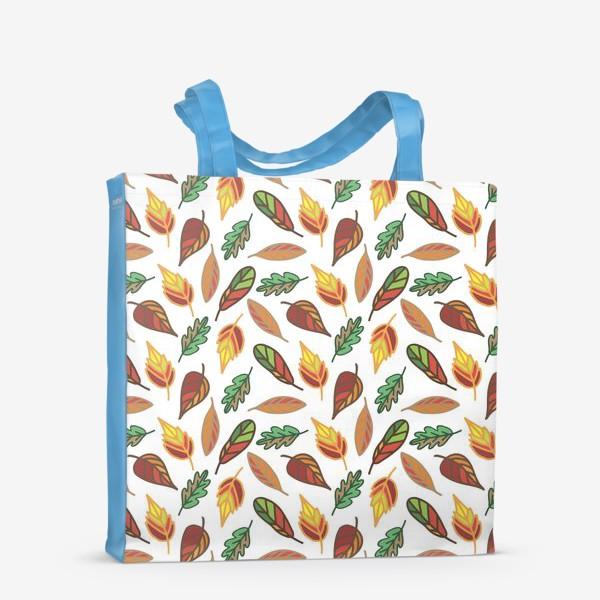Сумка-шоппер «Осень. Листья»