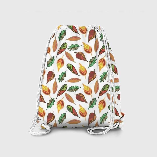 Рюкзак «Осень. Листья»
