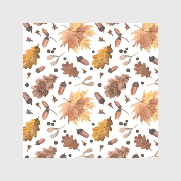 Скатерть «Осенний паттерн»
