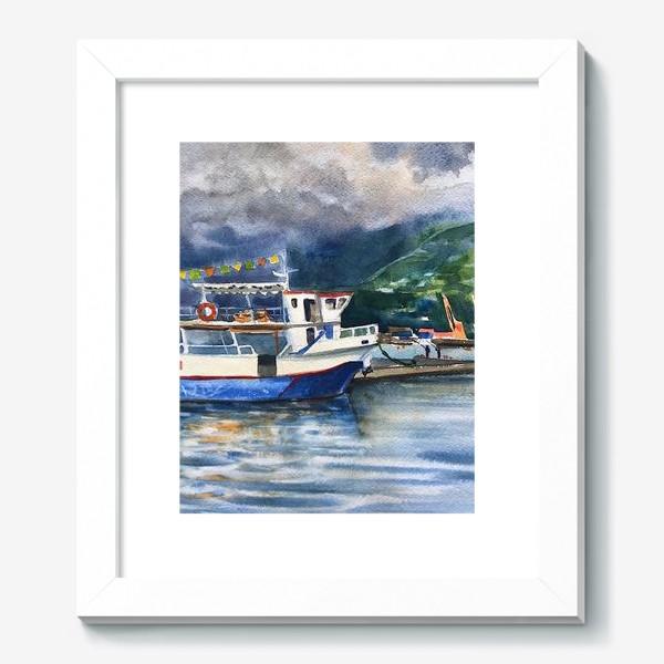 Картина «Порт»