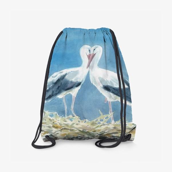 Рюкзак «Аисты»