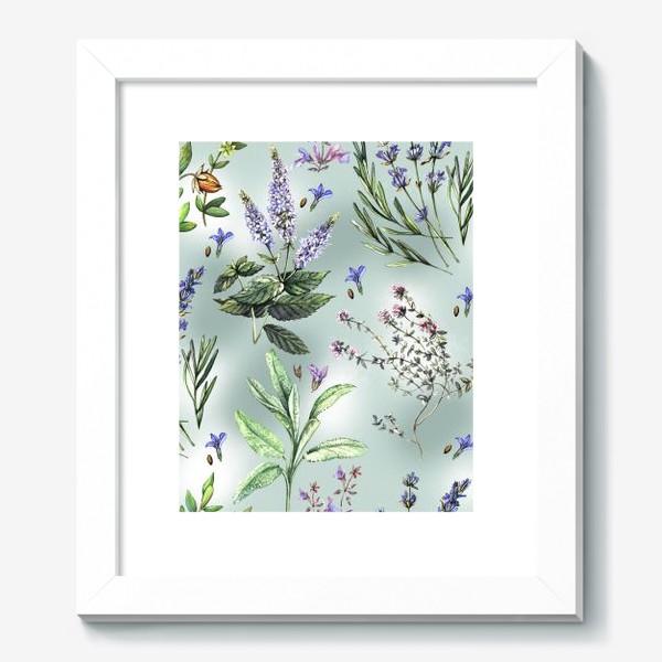 Картина «Душистые летние травы»