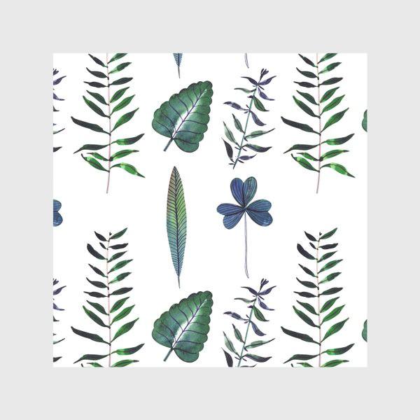 Скатерть «Ботаника: Листья»