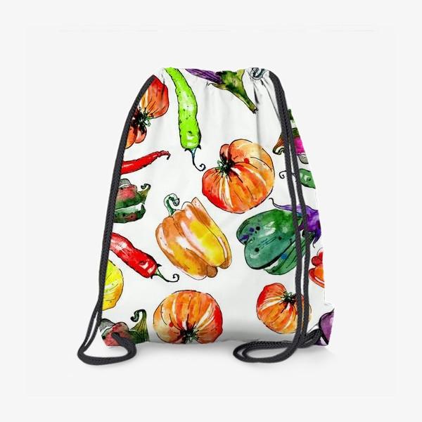 Рюкзак «Овощи урожай»