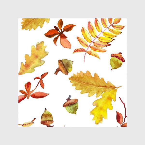 Шторы «Осеняя листва »