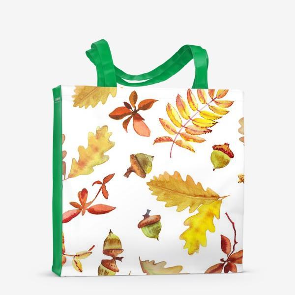 Сумка-шоппер «Осеняя листва »