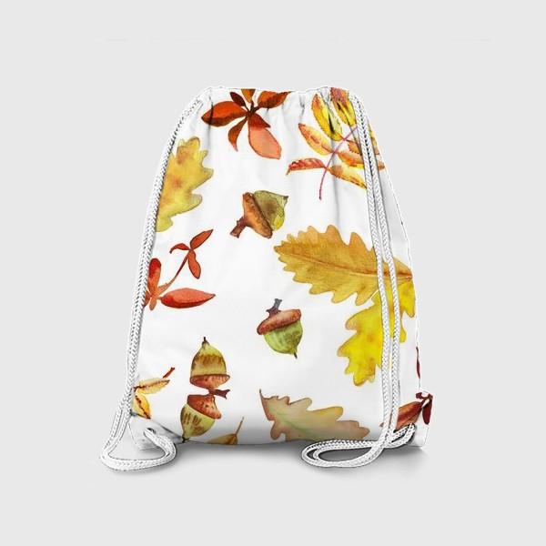 Рюкзак «Осеняя листва »