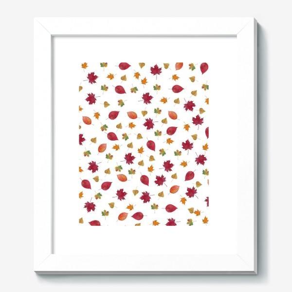 Картина «Осенние листья»