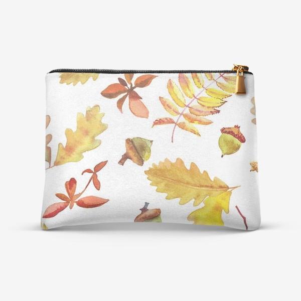 Косметичка «Осеняя листва »