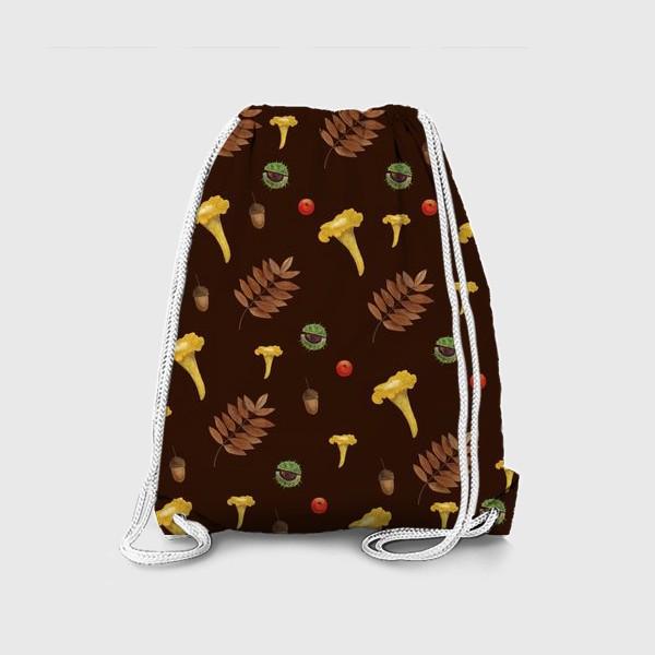 Рюкзак «Осенний паттерн»