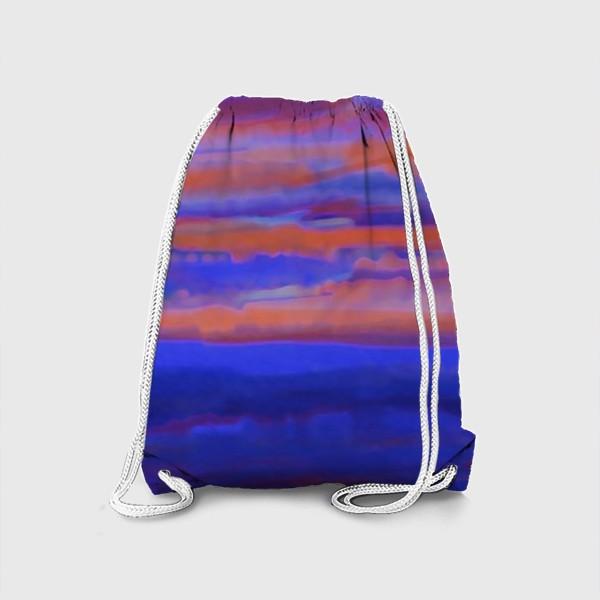 Рюкзак «небо и море»