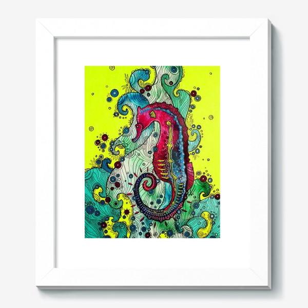 Картина «Морской конек»