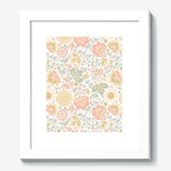 Картина «Персиковый шик»