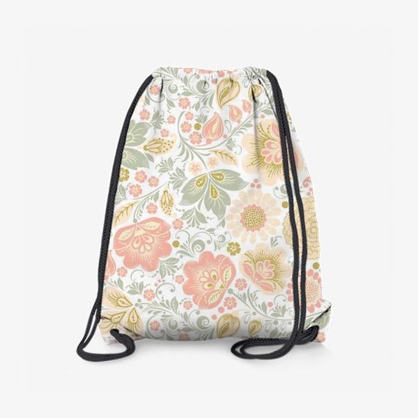 Рюкзак «Персиковый шик»