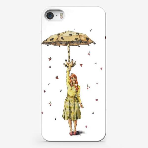 Чехол iPhone «Хорошее настроение»