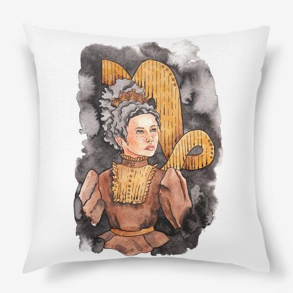 Подушка «Знак зодиака - Козерог»