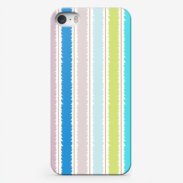 "Чехол iPhone «Паттерн ""Boho light""»"
