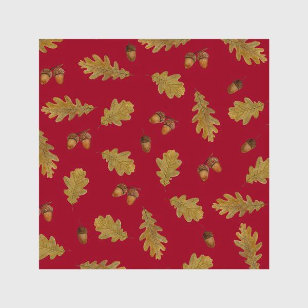 Шторы «Осенние листья»