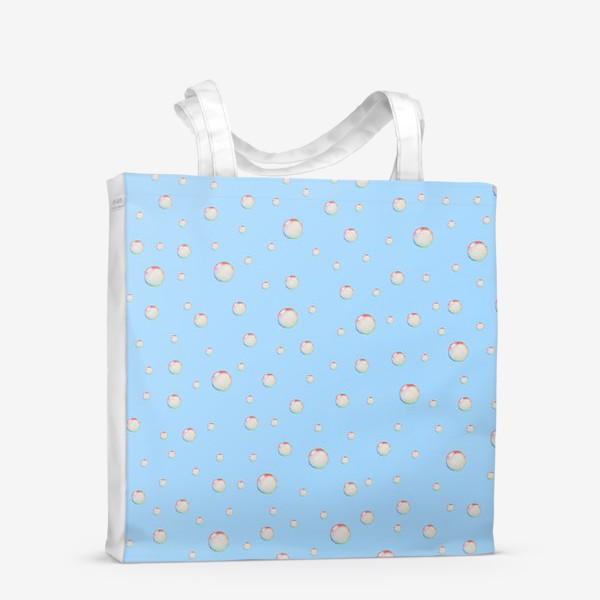 Сумка-шоппер «Пузыри»