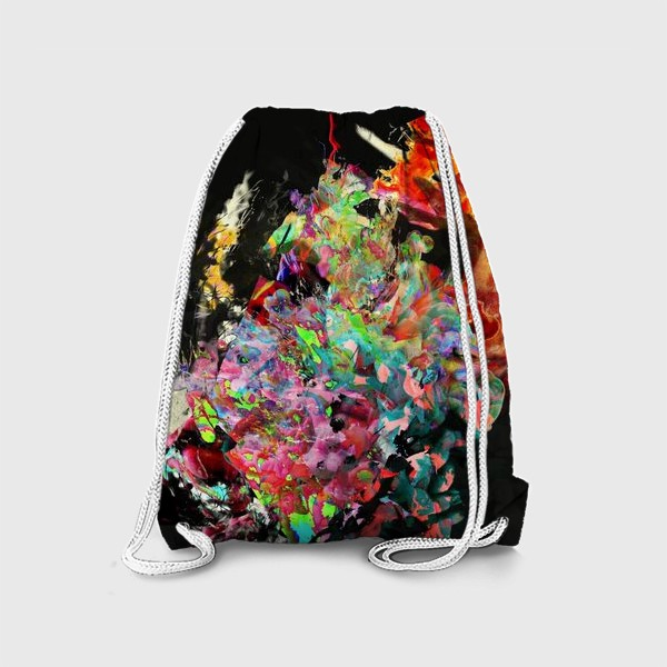 Рюкзак «Абстрактный фейерверк»