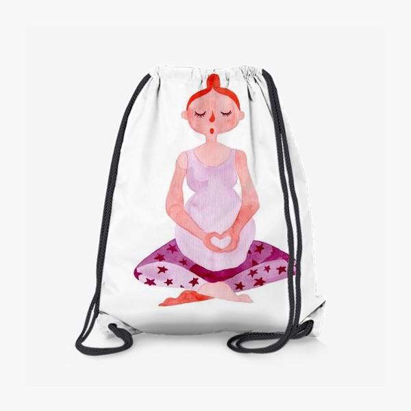 Рюкзак «йога »