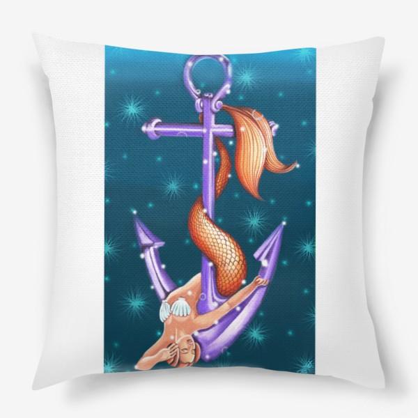 Подушка «Русалочка»