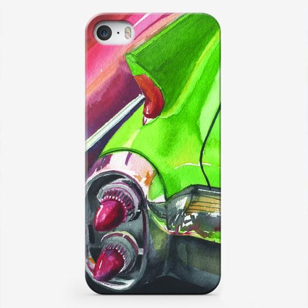 Чехол iPhone «Two Cadillacs»