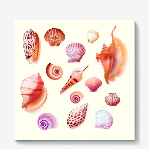 Холст «Sea Shells»