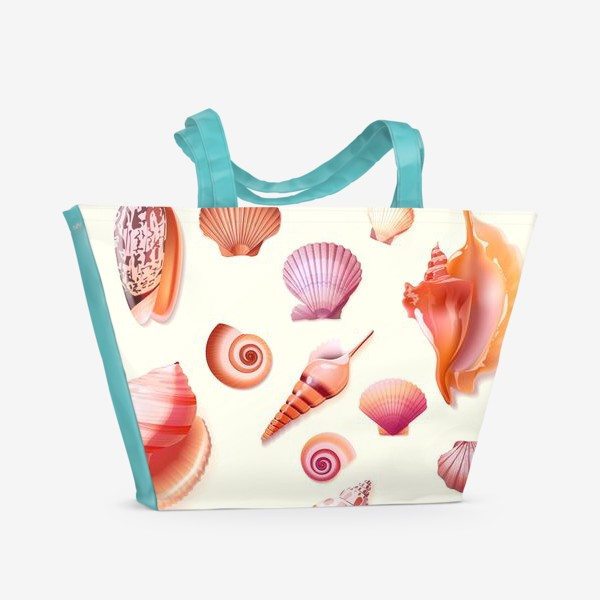 Пляжная сумка «Sea Shells»