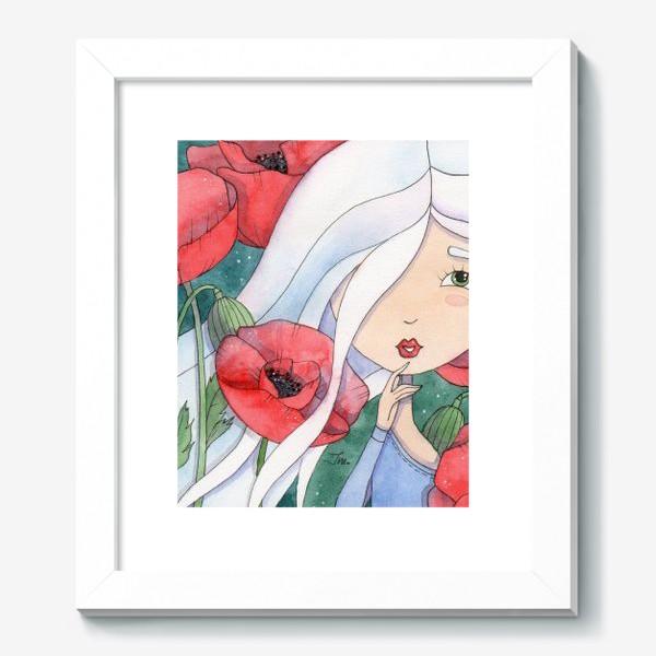 Картина «Маки»