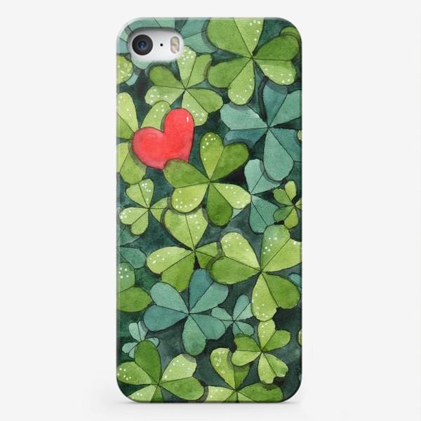 Чехол iPhone «На удачу»