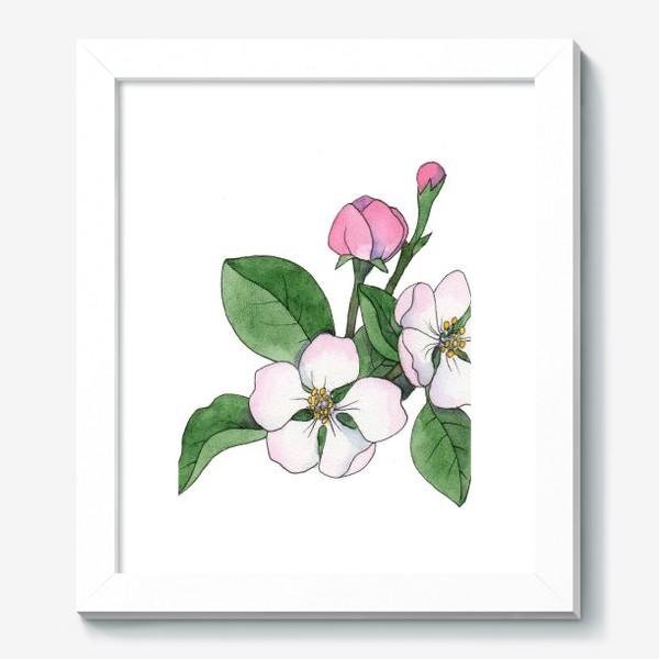 Картина «Яблоня»