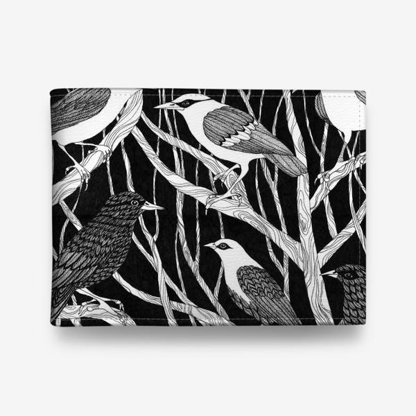 Кошелек «Птицы»