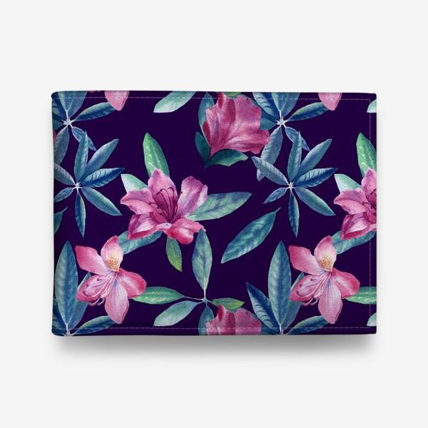 Кошелек «Rhododendron»
