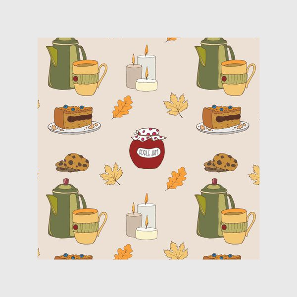 Скатерть «Осеннее настроение»