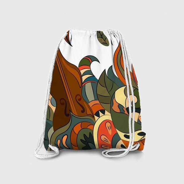 Рюкзак «Музыка осени»