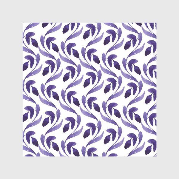 Шторы «Фиолетовый узор»